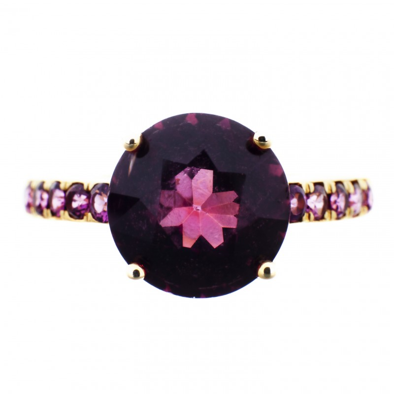rings mva jewellery nugent diamond garnet jewellers and rhodolite andrea ring